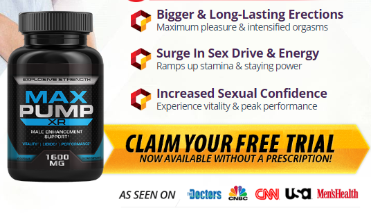 Max Pump XR : Maintain Bigger Erections, Best Reviews!