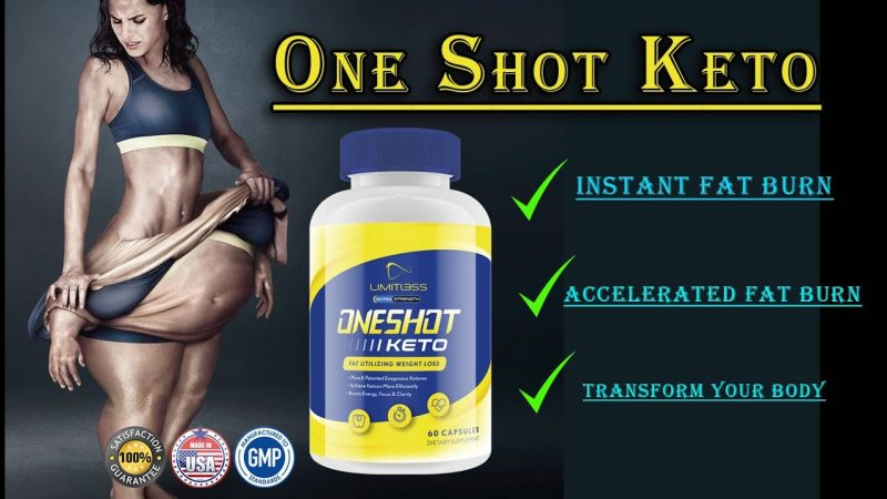 One Shot Keto Review – Pills To Burn Fat & Boost Energy Level!