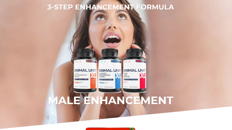 Primal Unit XL– Get Higher Sexual Stamina with Wild Root!