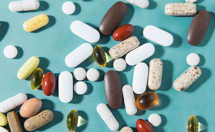 3 commonly used supplements for heart and blood vessels